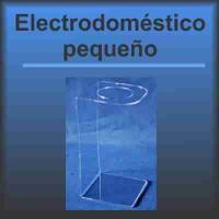 Electrodoméstico pequeño