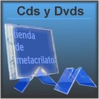 CDs y DVDs