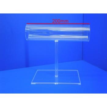 Expositor pulsera tubo de 50 x 200 mm largo