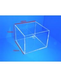 Cubo 5 caras 3mm 150x150x150mm