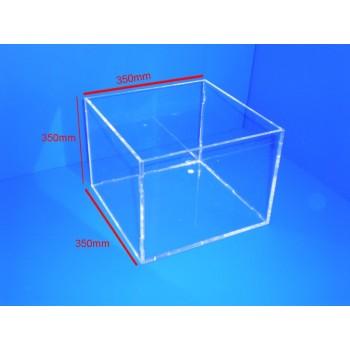 Cubo 5 caras 3mm 350x350x350mm