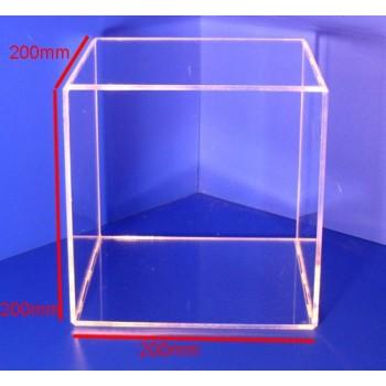 Cubo 4 caras 4mm 200mmx200mmx200mm