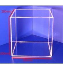 Cubo 5 caras 4mm 200x200x200mm