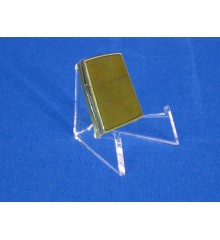 Expositor para mechero soporte tipo zippo
