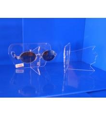 Expositor para gafas en T desmontable