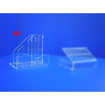 Expositor Expositor tarjetero con compartimento para boli